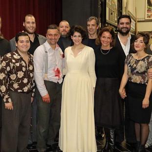 Otello Bayerische Staatsoper 3 December 2018
