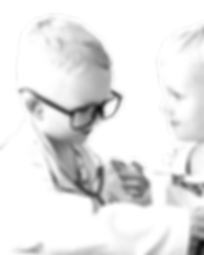 smiling-little-boy-playing-doctor-with-g