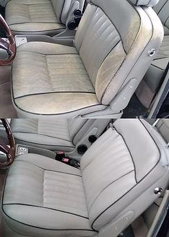 leather interior restoration
