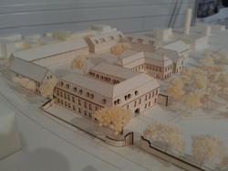 Modell Schloss