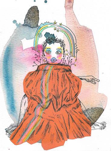 Sheena Rose - Rainbow Machine, 2021, 5.5