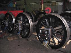 7822's Wheels