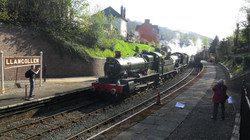 7822 and 3802 raring to go!