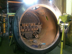 Taking Out the Superheater