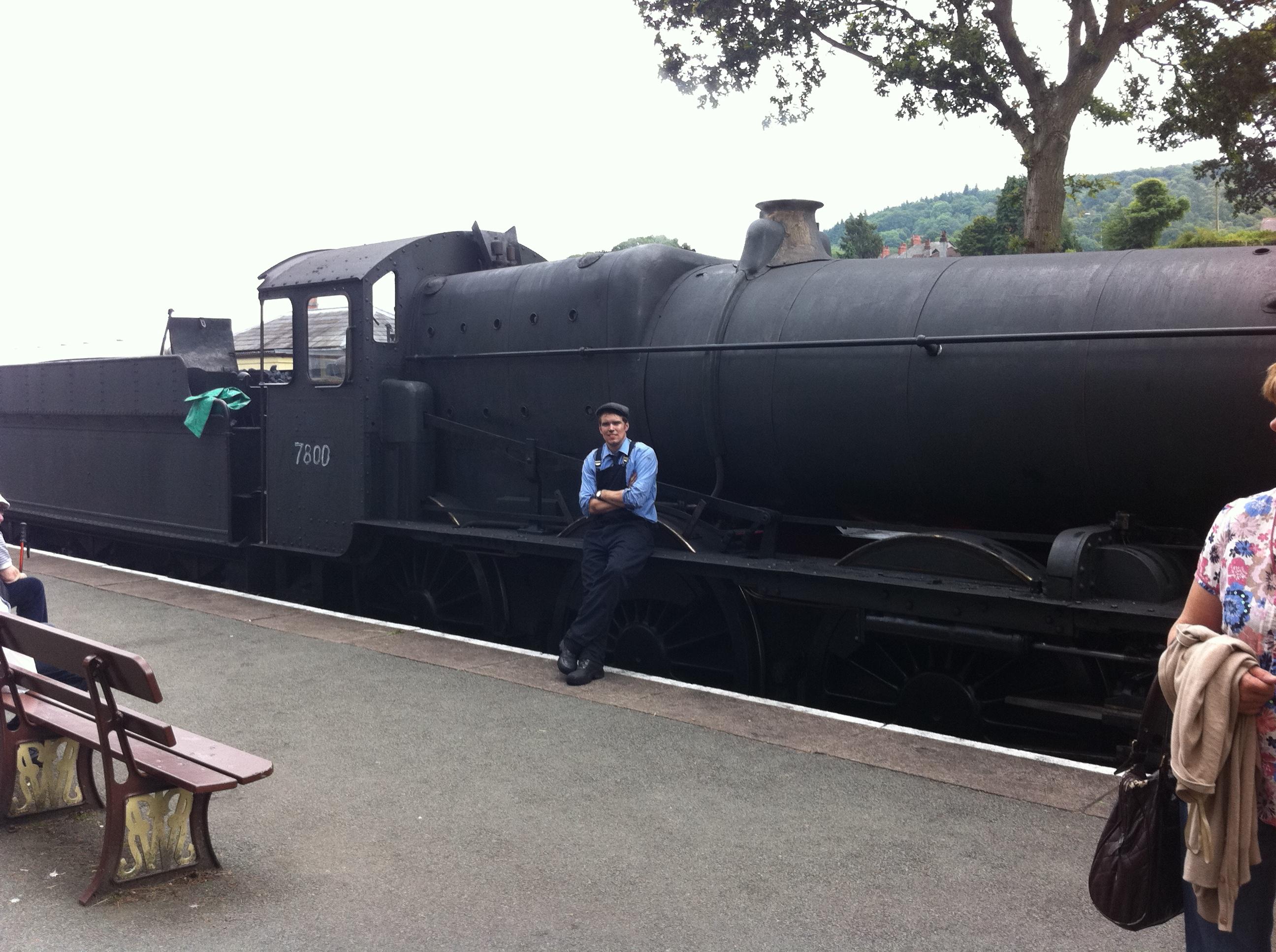 Farewell Train