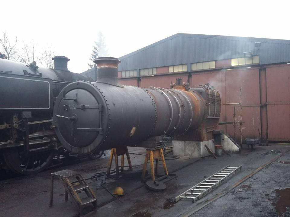 7822 Boiler Warming