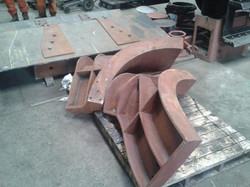 Throat Plate and Formers