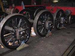 7822 Wheels for Refurbishment