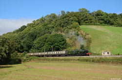 Headed for Bishops Lydeard