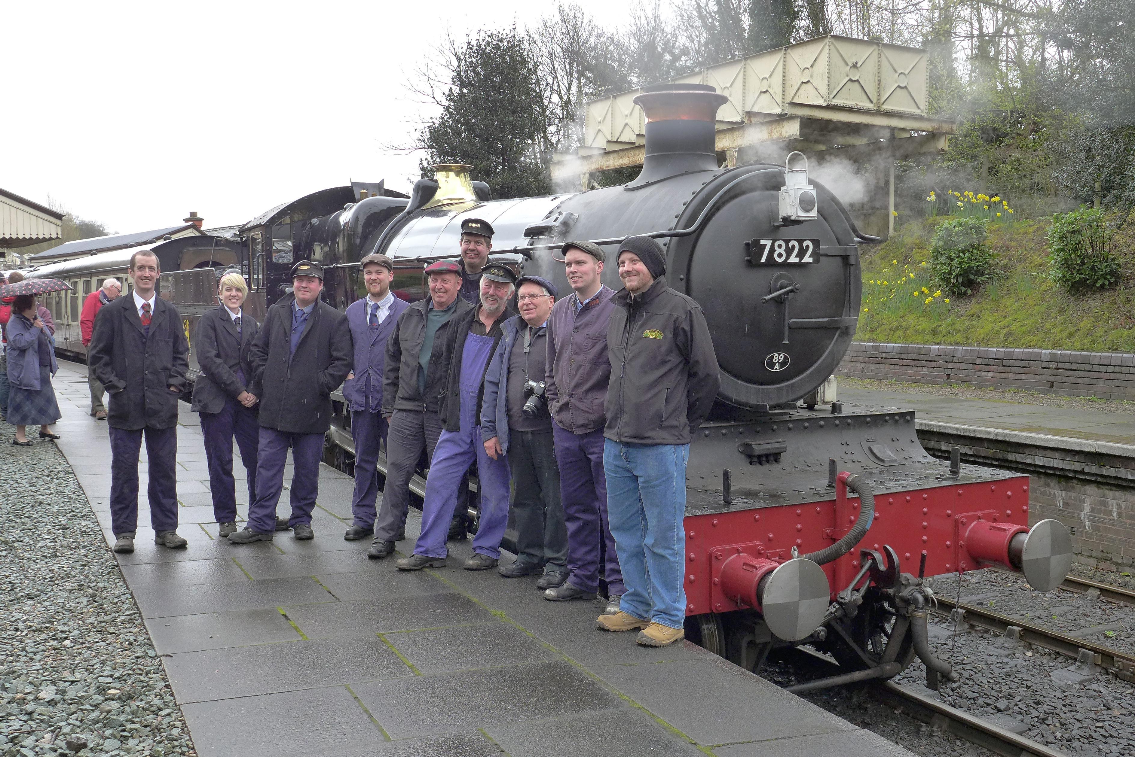 Manor Volunteers 2016