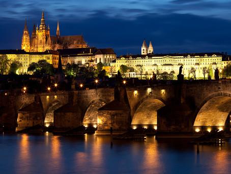 AI, VR, Mobile and fare dodging in Prague