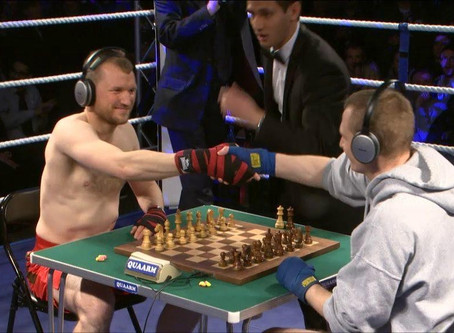 Chess Boxing and AI, anything in common?