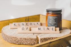 Kinfolk Of Mine