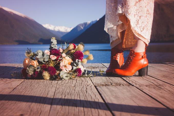 Winter Wedding Nelson