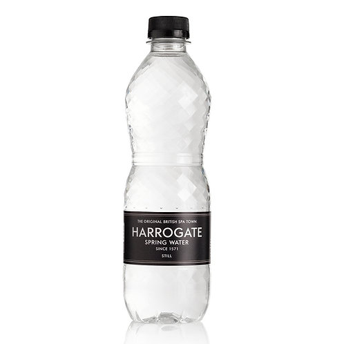 Harrogate Still Water 24 x 500ml