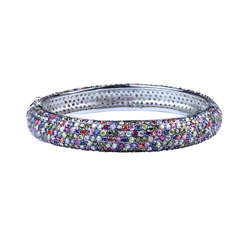 Pixel Pave Bracelet