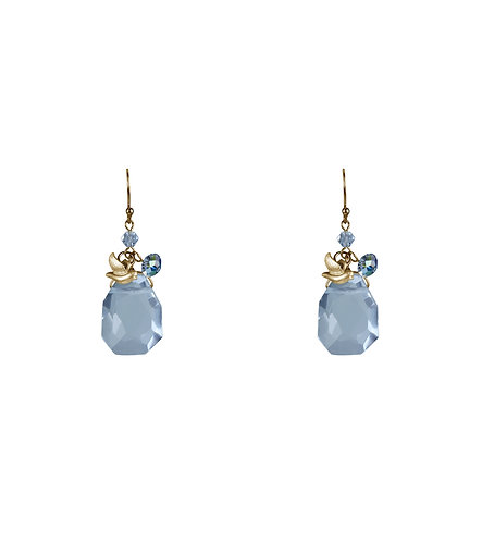 Crystal Legend Earrings