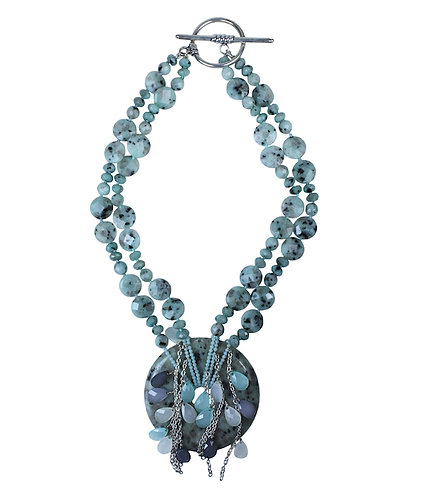 Lei Gong Necklace