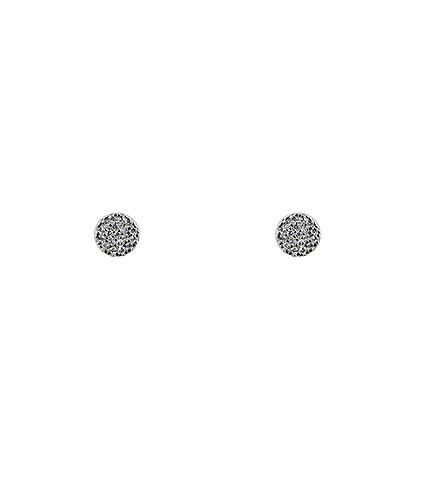 Revolution Earring - Sterling Silver