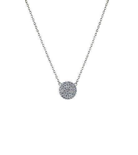 Revolution Necklace - Silver