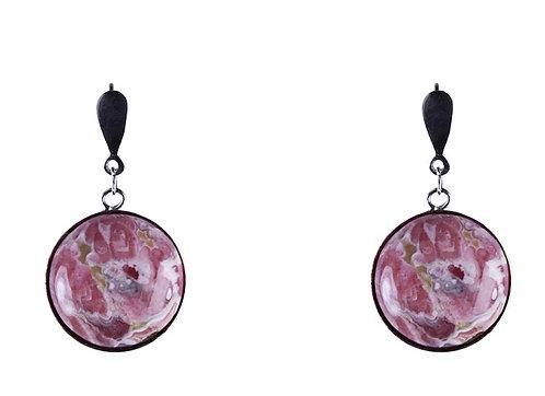 Inca Rose Earrings