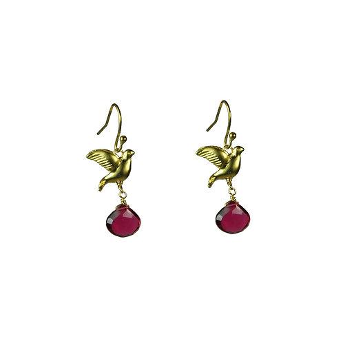 The Phoenix Earrings