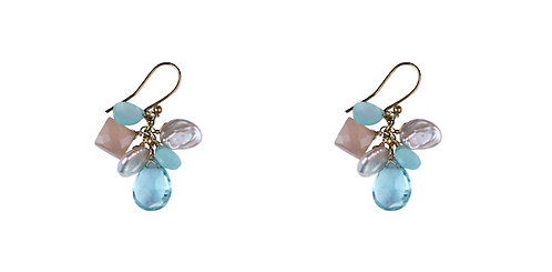Pastel Shaggy Earrings