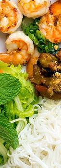 good asian food vietnamese food vermicilli noodles shrimp pork bolsa san diego in mira mesa