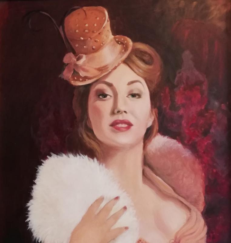 Esme Showgirl