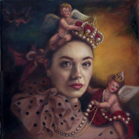 Crowns and Cherubs