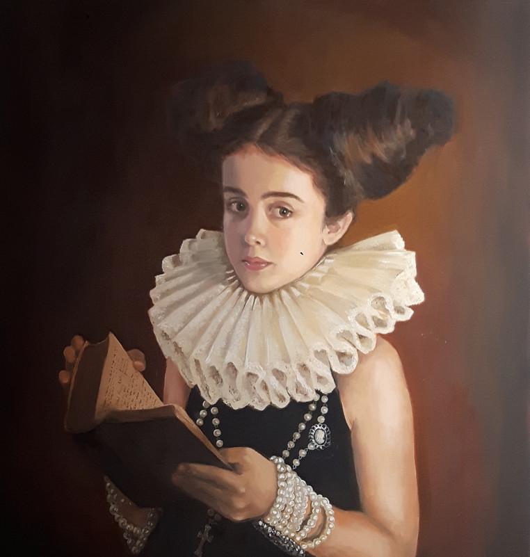 Scarlett Tudor