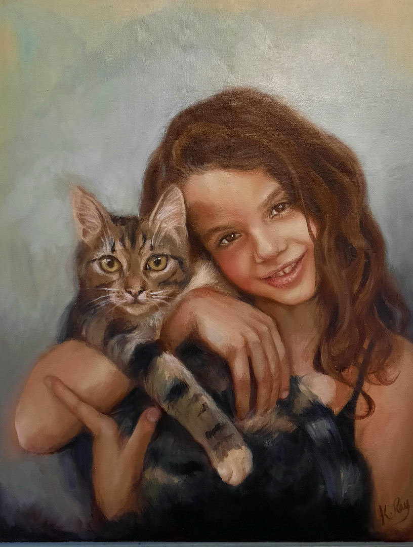 Zeta, child portrait
