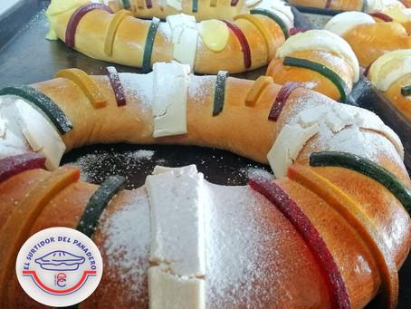 La historia de la tradicional Rosca de Reyes