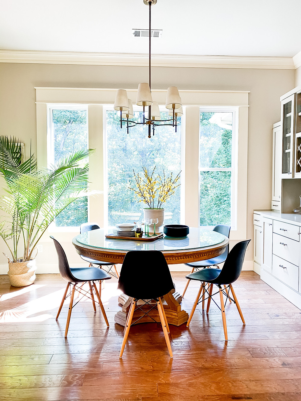 kitchen table interior design