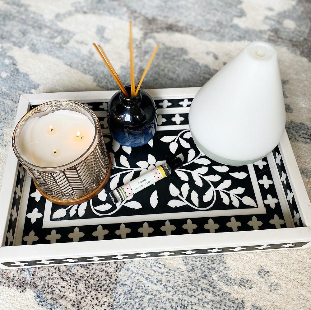 adding fragrance interior design