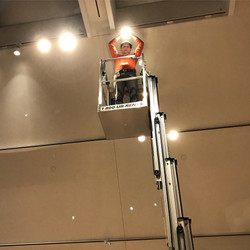 Lighting the Galleries at PEM