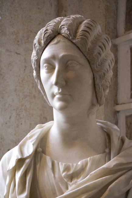 Second century Roman Bust