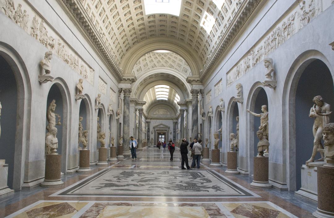 Braccia Nuova, Vatican Museum