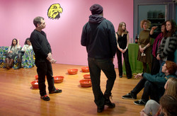 Chido Johnson artist talk