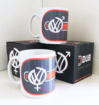 Retro Dub Mug