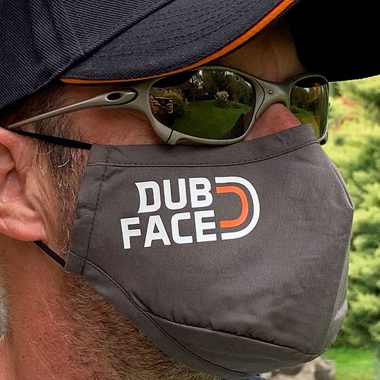 Dub Face Face Cover