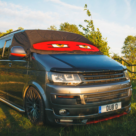 VW Van Screen Covers