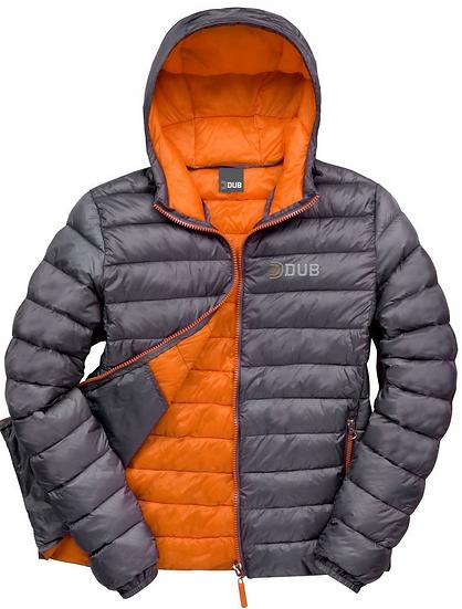 Mens 'Dub' Urban Padded Jacket