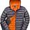 Thumbnail: Mens 'Dub' Urban Padded Jacket