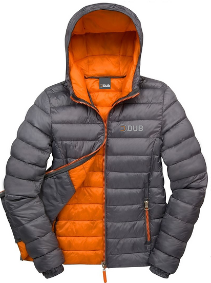 Women's 'Dub' Urban Padded Jacket