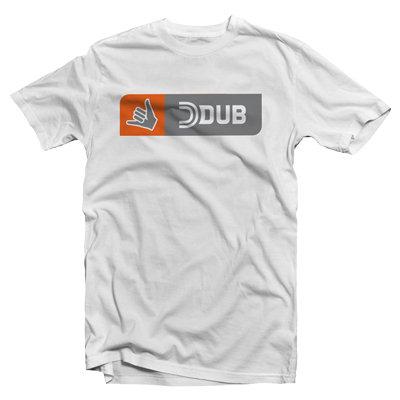 Dub Shaka White T-Shirt