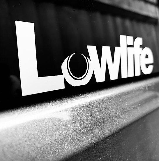 Lowlife Stickers