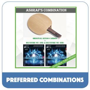 Preferred Combinations