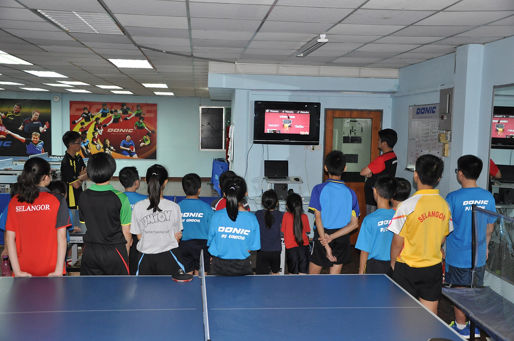 Learning from the World Table Tennis Championship