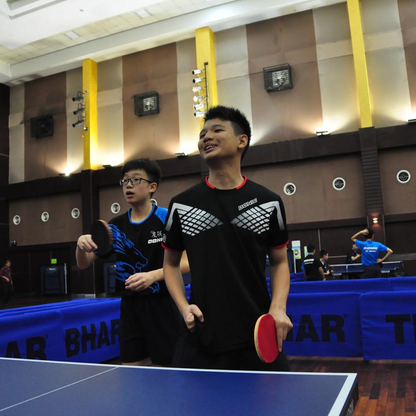 Guo Zheng & Chern Huan